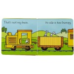 That's Not My Train Touchy Feely Book - Usborne - Board Book